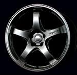 G-Games 99B Shinning Silver wheels from UpgradeMotoring.com
