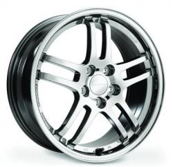 Mazda 3 18x7.5 5x114.3 +52.5 Forged Wheel on Sale at UpgradeMotoring.com!