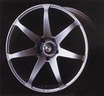 Versus Campionato SS7 / Lexus L Sportline wheels from UpgradeMotoring.com