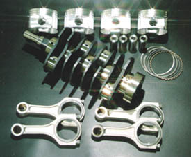 JUN AUTO stroker kit from Upgrade Motoring