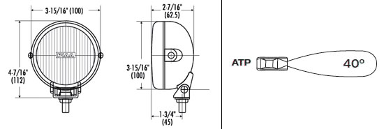 piaa driving and fog, clear and ion crystal lamp kits from upgrade meyers light kit wiring diagram piaa 510 atp series lamp kit dimensions from upgrade motoring