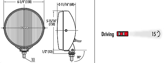 piaa driving and fog, clear and ion crystal lamp kits from upgrade firestik wiring diagram piaa 520 smr series lamp kit dimensions from upgrade motoring