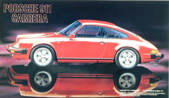 Image result for fujimi porsche 911