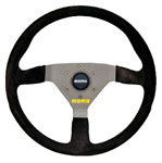 Momo Mod 78 330mm Suede steering wheel from Upgrade Motoring