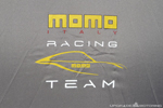 Momo Racing Team Dark Grey Umbrella on Sale at UpgradeMotoring.com!