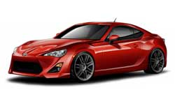FiveAD Aero kit for Scion, Toyota, Lexxus from UpgradeMotoring.com