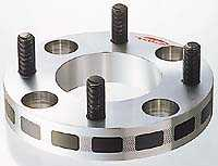 Kics Wide Thread Wheel Spacers - 15mm, 20mm, 25mm, 30mm